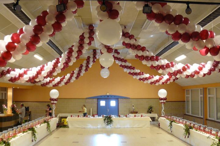 Décoration en Ballons - DOUAI - MTG Evenementiel - Nord - Pas De